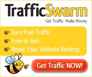 trafficswarm get traffic make money free to join